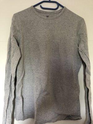H&M Jersey largo gris