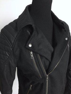 Männer oder Unisex Biker-Jacke von Armani Exchange in M