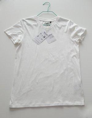 Männershirt, T-shirt, weiß, Neutral, S
