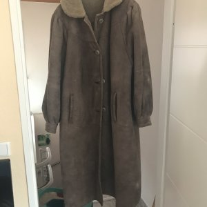 Pelt Coat grey