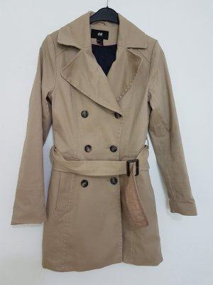 H&M Oversized Coat multicolored