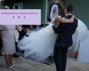 Märchenhaftes Brautkleid Pronovias