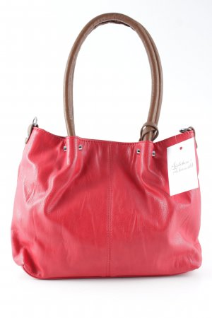 Maestro Carry Bag red-light brown casual look