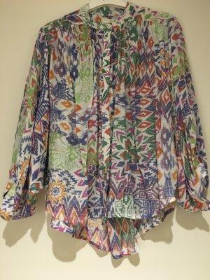 Maeve Chemisier kimono multicolore