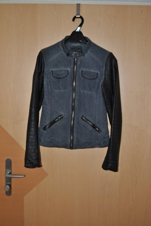 Mage Leather Jacket multicolored