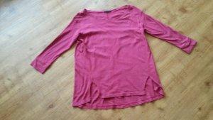 magenta farbenes Shirt von Sisley