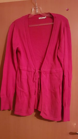 Magenta Strickjacke