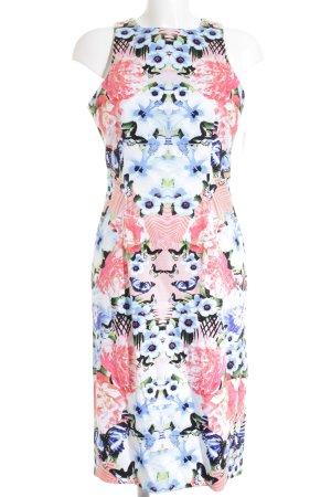 Maggy London Etuikleid florales Muster Elegant