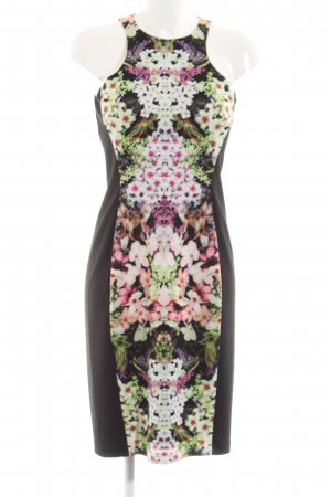 Maggy London Jerseykleid Blumenmuster Elegant