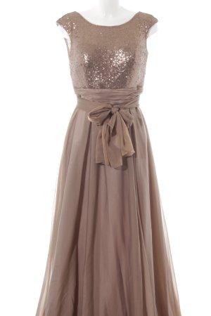 Magic Nights Abendkleid hellbraun-bronzefarben Elegant