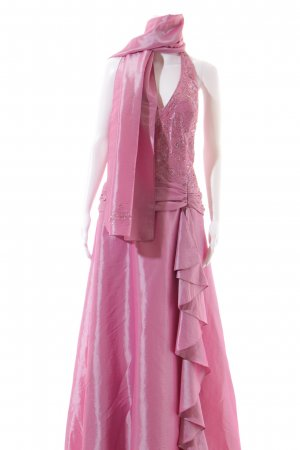 Magic Nights Abendkleid rosa Party-Look