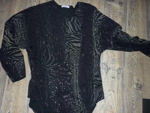 Magna Pullover festlich Gr 42 weich slinky