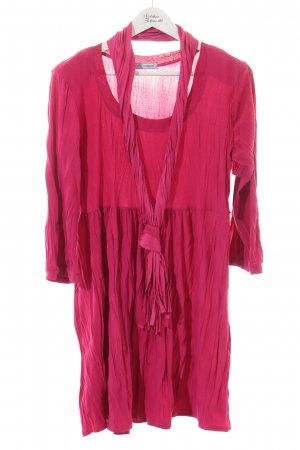 Magna Stretchkleid pink Casual-Look