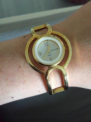 Magnum Uhr Gold