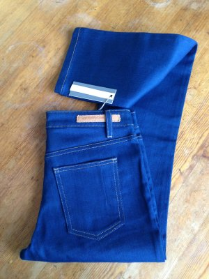 Won Hundred Straight Leg Jeans blue cotton