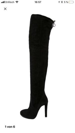 Mai Piu Senza High Heel Overknee Stiefel Gr. 41