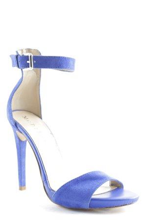 Mai piu senza High Heels blau-beige Elegant
