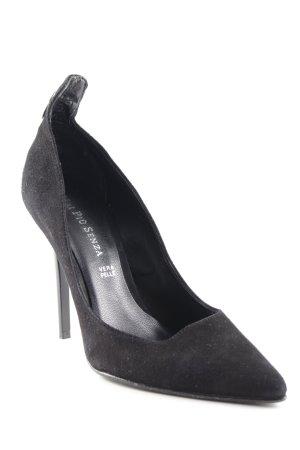Mai piu senza High Heels schwarz Elegant