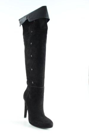 Mai piu senza Cuissarde noir style mode des rues