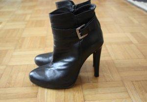 Mai Piu Senza Siefelette / High Heels schwarz Gr. 38 Leder