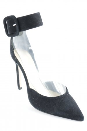 Mai piu senza Backless Pumps black elegant