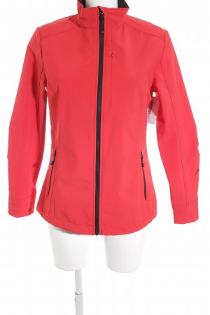 Maier Sports Outdoorjacke rot Casual-Look