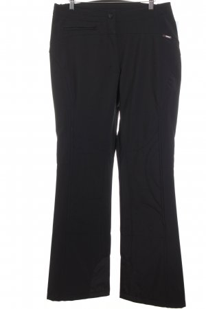 Maier Sports Snow Pants black simple style