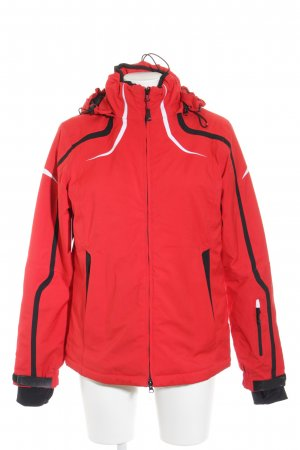 Maier Sports Winterjacke rot Casual-Look