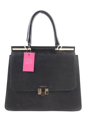 Maison Héroïne Laptop bag black business style
