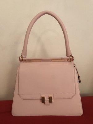 Maison Héroïne Borsa pc rosa pallido-grigio