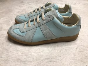 Maison Margiela Replica low top Sneakers light blue Gr. 39