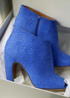 Maison Martin Margiela - Ankle Boot, Peep Toe, High Heels