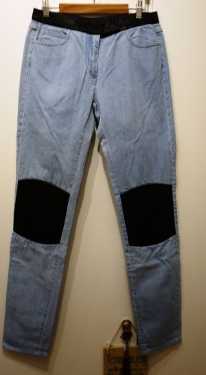 Maison Martin Margiela Biker Jeans Gr. S (36) Lederpatches Vintage Retro Blogger