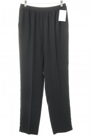 Maison Martin Margiela Bundfaltenhose schwarz Business-Look