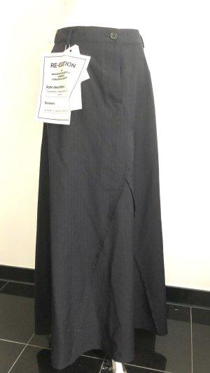 Maison Martin Margiela for H&M Falda larga negro-azul oscuro