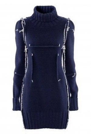 Maison Martin Margiela for H&M Darted Sweater Dress Kleid Gr.M Avantgarde Punk