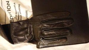 Maison Martin Margiela MMM H&M Glove Clutch Handtasche schwarz Leder