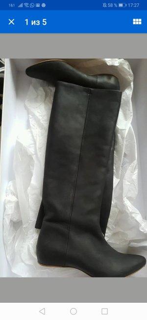 Maison Martin Margiela Short Boots dark grey-taupe