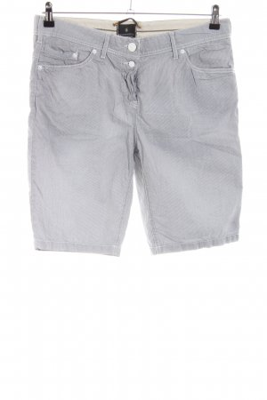Maison Scotch Bermudas light grey casual look