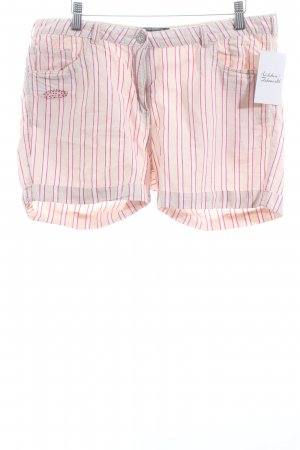 Maison Scotch Bermuda Streifenmuster Casual-Look