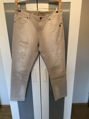 Maison Scotch Boyfriend-Jeans im Destroyedlook