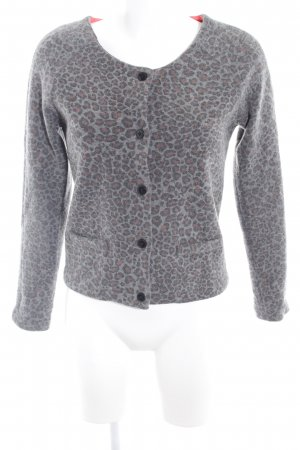 Maison Scotch Cardigan dunkelgrau Leomuster Street-Fashion-Look