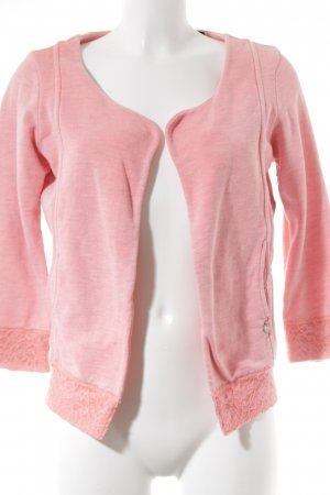 Maison Scotch Cardigan neonpink Street-Fashion-Look