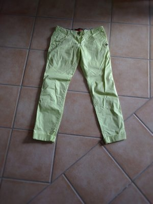 Maison Scotch Chino in Neongrün Gr. 36