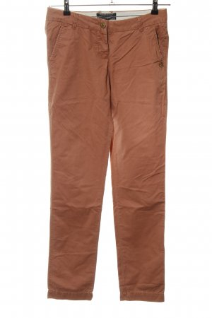 Maison Scotch Pantalone chino marrone stile casual