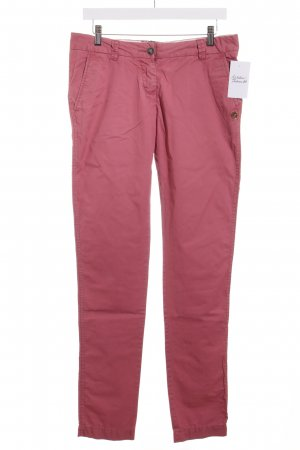 Maison Scotch Chinohose altrosa Casual-Look