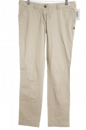 Maison Scotch Chinohose beige Casual-Look