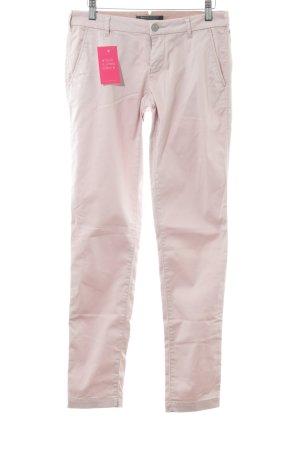 Maison Scotch Chinohose pink Casual-Look