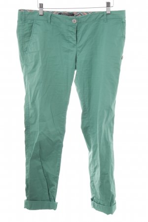 Maison Scotch Chino verde look Street-Style