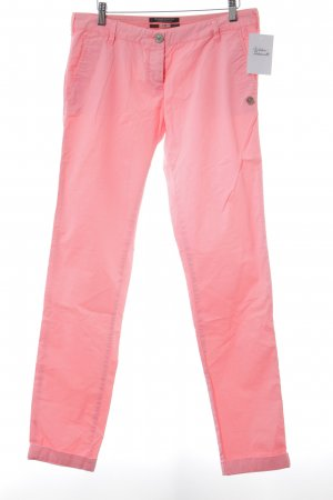 Maison Scotch Chinohose neonpink Casual-Look